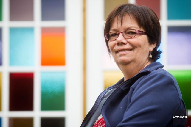 Suzanne Nadeau-Whissell a obtenu réponse du ministre de... (Archives, La Tribune)