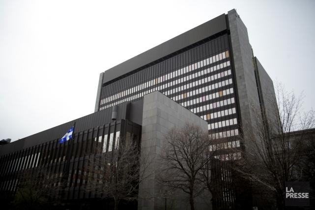 Le palais de justice de Montréal, où les... (PHOTO SARAH MONGEAU-BIRKETT, archives LA PRESSE)