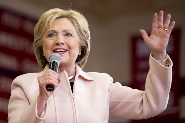 Ce soutien à la candidate démocrate n'est pas... (AP, Andrew Harnik)