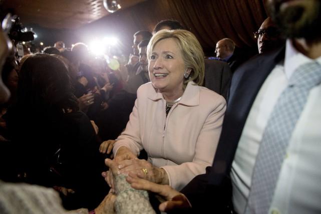 «Les électeurs ont la chance de pouvoir choisir... (PHOTO ANDREW HARNIK, ASSOCIATED PRESS)