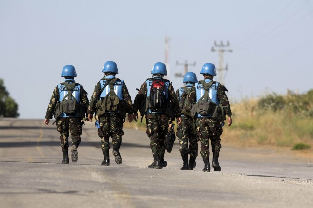 Pour toute l'année 2015, il y aurait 69... (AFP, Menahem Kahana)