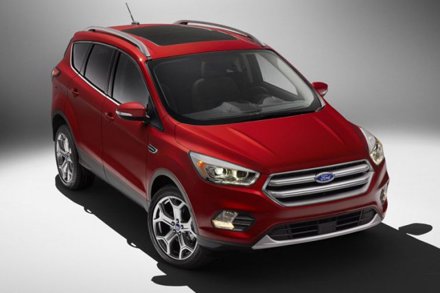 Ford Escape...