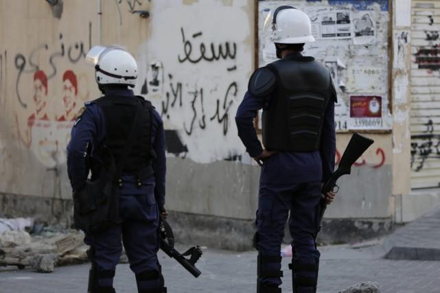 Neuf Américains ont été arrêtés au cours de la semaine écoulée en Arabie... (Photo archives AP)