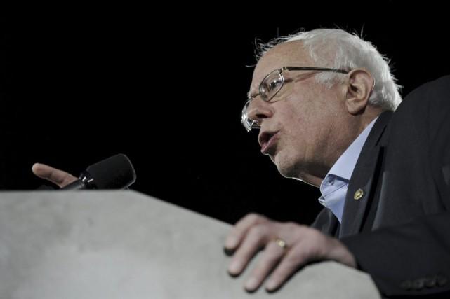 L'équipe du candidat démocrate à la Maison Blanche Bernie Sanders a annoncé... (Photo Reuters)