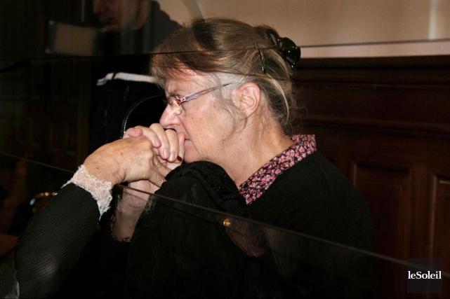 Jacqueline Sauvage a tué son mari en septembre... (Photothèque Le Soleil)