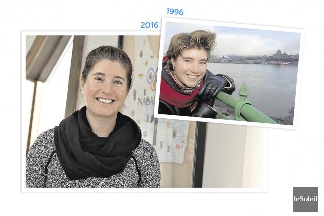 L'ex-skieuse olympique Ann-Marie Pelchat a délaissé son sport... (Infographie Le Soleil)