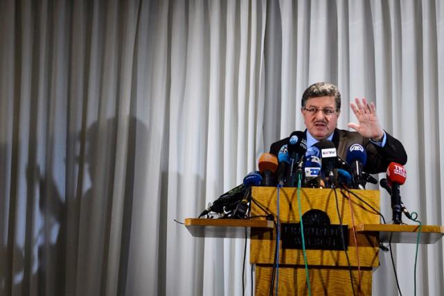 «La diplomatie ne consiste pas à se demander... (PHOTO AFP)