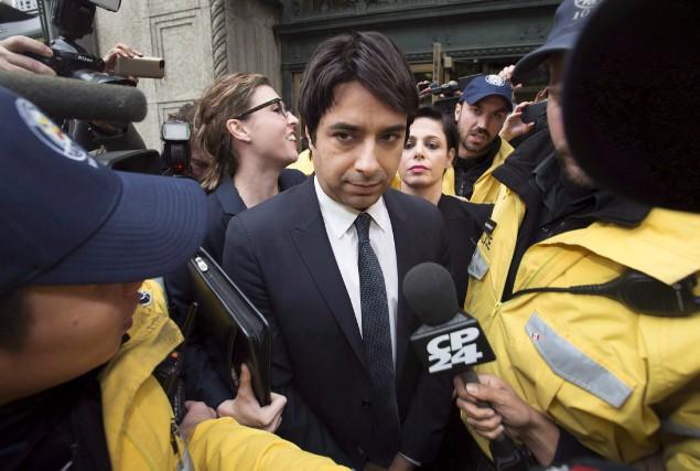 La notion de consentement et la crédibilité des... (La Presse Canadienne, Darren Calabrese)