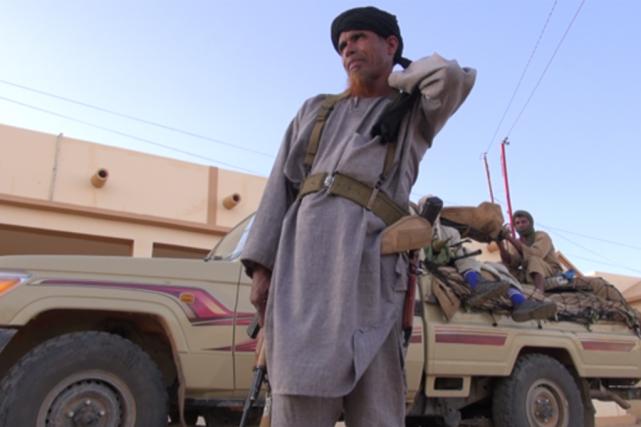 Le documentaire Salafistes reprend in extenso des images... (IMAGE TIRÉE DU FILM SALAFISTES)