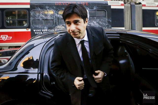 Jian Ghomeshi... (PHOTO MARK BLINCH, REUTERS)