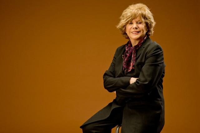 Une réputation redoutable précède Denise Filiatrault au sein... (PHOTO DAVID BOILY, archives LA PRESSE)