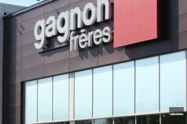 Gagnon Frères ferme son magasin d'Alma... ((Archives Le Quotidien))