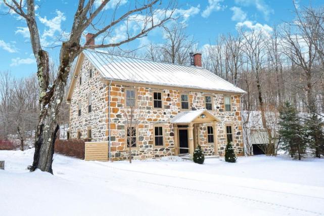 Gregory Charles a mis en vente la maison... (PHOTO TIRÉE DU SITE DU COURTIER)