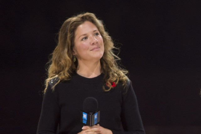 Sophie Grégoireoccupera le poste de présidente d'honneur au... (Photo Archives La Presse Canadienne)