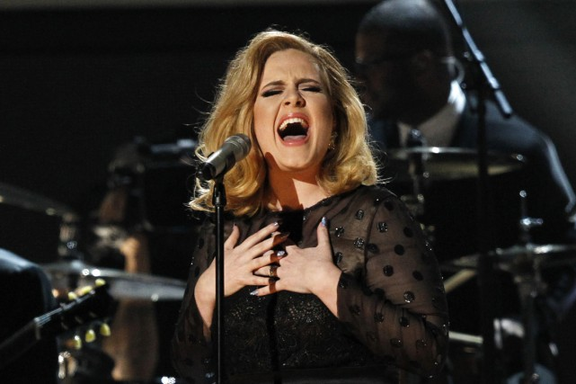 La chanteuse avait déjà fait état de ses... (Photo Reuters)