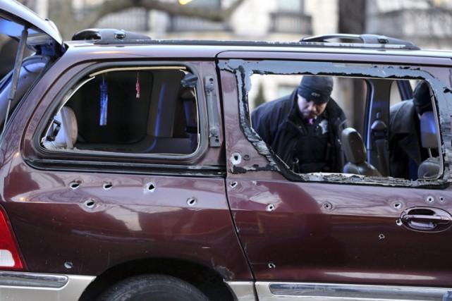 Pas moins de 51 meurtres y ont été... (PHOTO AP)