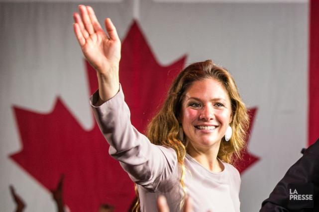 Sophie Grégoire Trudeau poursuivra une longue tradition des épouses de premiers... (Archives, La Presse)