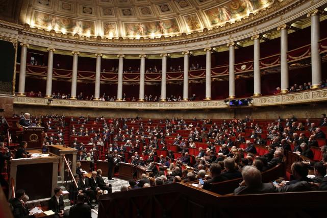 «Le projet de loi français ne mentionne pas... (PHOTOTHOMAS SAMSON, AGENCE FRANCE-PRESSE)