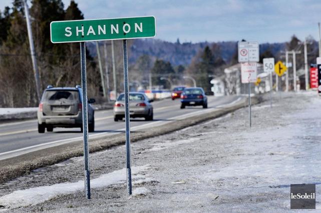 Dur coup pour le Regroupement des citoyens de Shannon. Moins de 24 heures après... (Photothèque Le Soleil, Patrice Laroche)