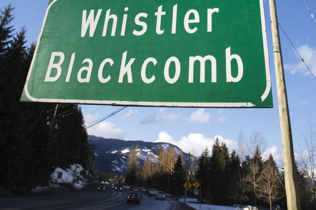 L'adolescent devait se rendre à Whistler, en Colombie-Britannique,... (123RF)