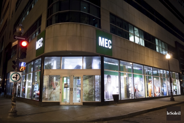 MEC a ouvert sa première et seule succursale... (Photothèque Le Soleil, Caroline Grégoire)