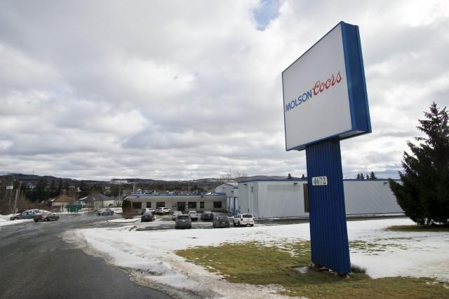 Les six employés de Molson Coors affectés à... (Spectre, Jessica Garneau)