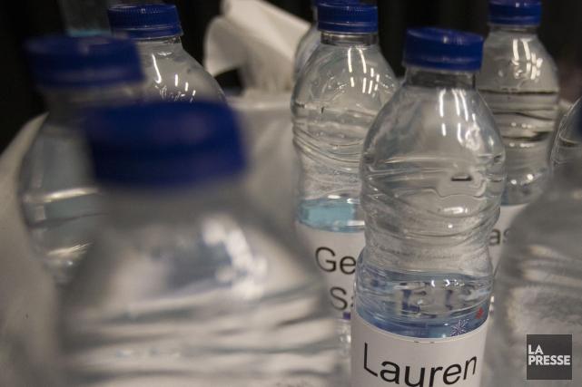 Le plastique «sans BPA» n'est pas aussi inoffensif pour la santé qu'on pourrait... (Archives La Presse)