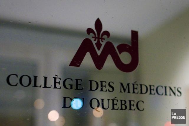 Un médecin de Mont-Laurier vient d'être radié pour deux ans pour avoir eu des... (PHOTO ARCHIVES LA PRESSE)