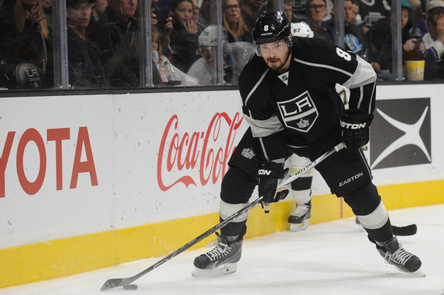 Drew Doughty... (Photo Gary A. Vasquez, USA Today)