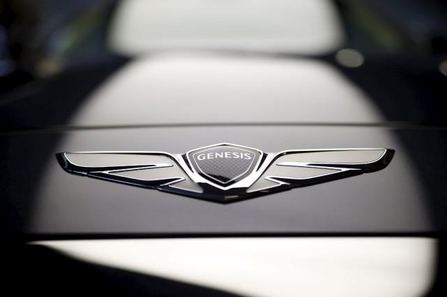 Hyundai vient à peine de dévoiler son ambitieux plan ciblant les constructeurs... (PHOTO FOURNIE PAR REUTERS)