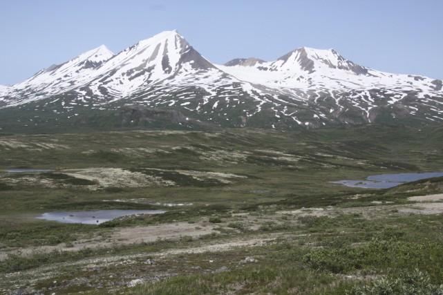 Situé à la frontière de l'Alaska, le parc... (PHOTO THINKSTOCK)