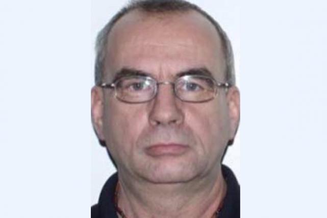 Richard Lévesque, 57 ans, a été cueilli samedi... (Photo fournie par la SQ)