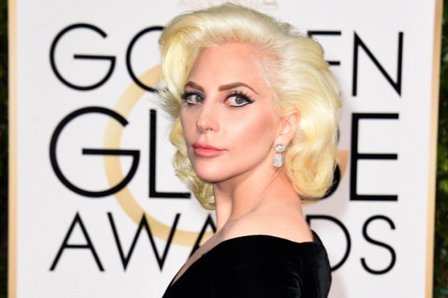 Lady Gaga... (PHOTO AFP)