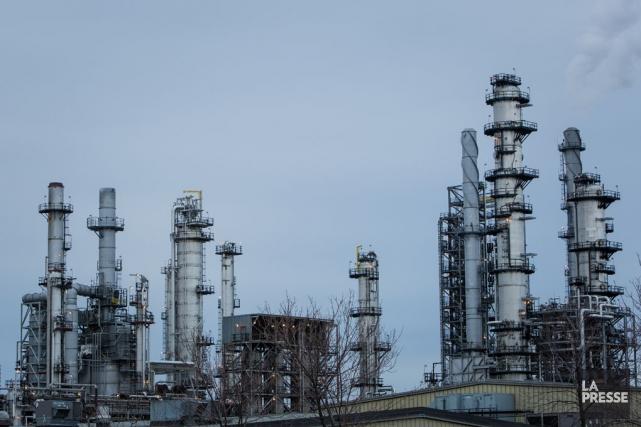 Le projet d'oléoduc Énergie Est de TransCanada vise... (PHOTO EDOUARD PLANTE-FRÉCHETTE, ARCHIVES LA PRESSE)