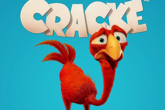 La série animée en 3D Cracké, produite dans... (Fournie par Squeeze)