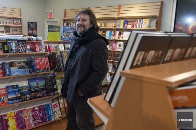 Perro éditeur et libraire offre une bourse de... (Sylvain Mayer, Le Nouvelliste)
