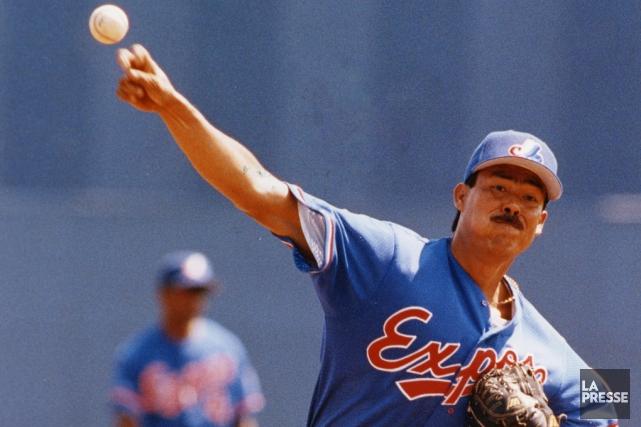 Dennis Martinez, unnatif du Nicaragua, a obtenu pas... (archives La Presse)