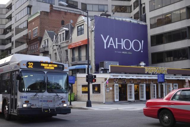 C'est environ 1700 emplois que Yahooa l'intention de... (AFP, Karen Bleier)