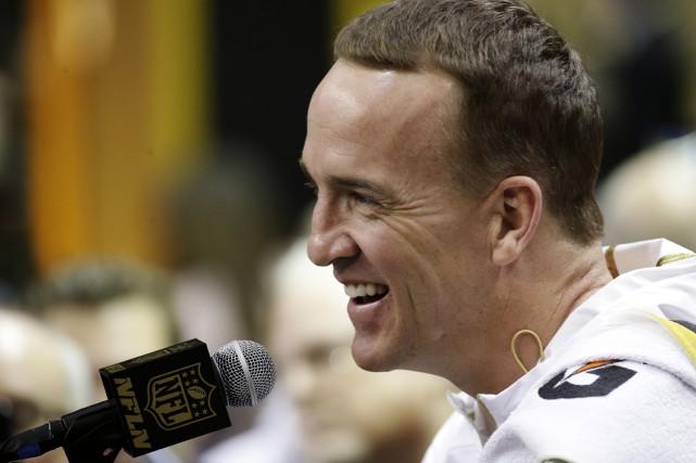 Peyton Manning... (Photo Associated Press)