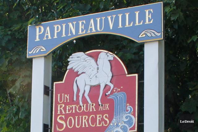 La porte d'entrée nautique de Papineauville changera complètement de visage,... (Etienne Ranger, Archives LeDroit)