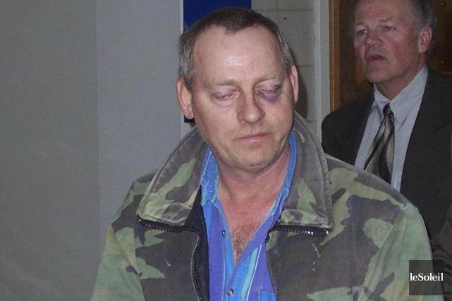 Bert Dow est accusé du meurtre prémédité de... (Photothèque Le Soleil, Gilles Gagné)