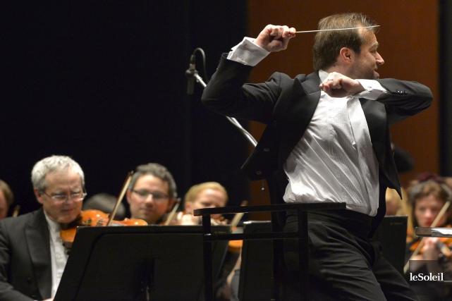 L'administration de l'Orchestre symphonique de Québec souhaite que... (Photothèque Le Soleil, Yan Doublet)