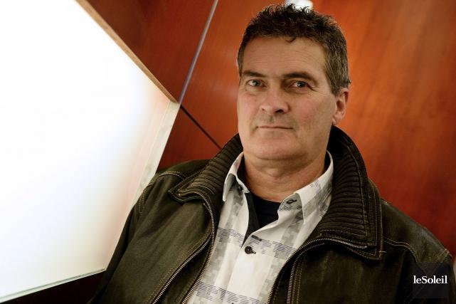 Louis Sansfaçon, l'homme derrière le projet de «Place... (Le Soleil, Erick Labbé)