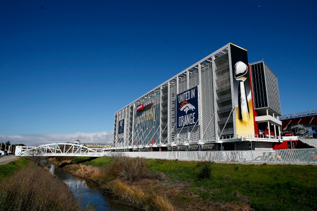 Le Super Bowl sera disputé dimanche au Levi's... (Photo Peter Casey, USA TODAY Sports)