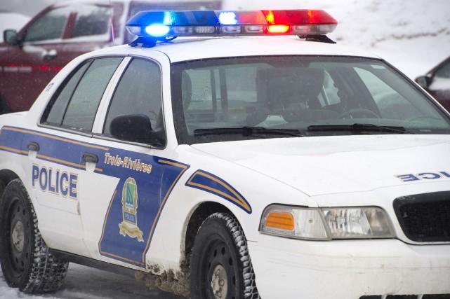 En avril, les policiers de Trois-Rivières ont émis... (photo: Stéphane Lessard)