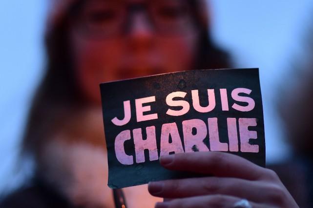 La France, avec l'attaque deCharlie Hebdo(8 journalistes tués),... (Archives AFP)