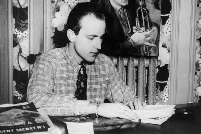 Boris Vian... (PHOTO ARCHIVES)