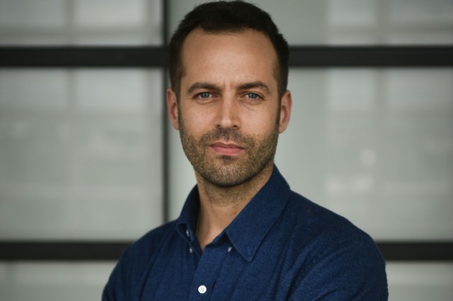 Benjamin Millepied... (PHOTO ARCHIVES AFP)