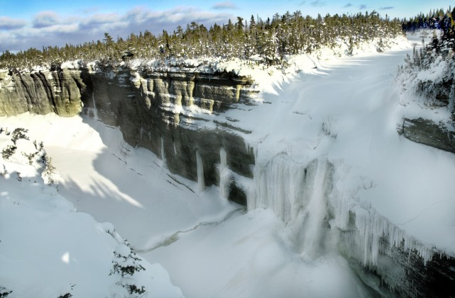 « En investissant dans l'exploration d'hydrocarbures à Anticosti, le... (PHOTO ARCHIVES LA PRESSE)