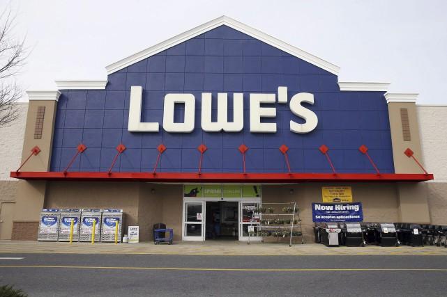 Un magasin du géant américain de la rénovation... (AP, Matt Rourke)